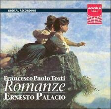 Tosti: Romanze (CD, Agora Musica) Ernesto Palacio