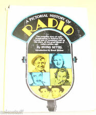 A Pictorial History of Radio 1967 Great Photo Book! Nice See!