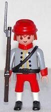 A trahi soldat playmobil à koppelgurt vs. nordistes western ACW CSA 1606