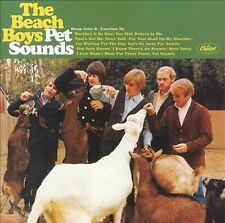 Pet Sounds 40th Anniversary CD+DVD by The Beach Boys