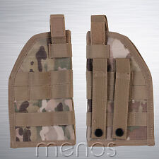 MTP Multicam Pistol Gun Holster - Universal Fit Molle Tactical High Quality