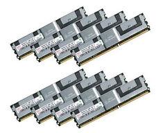 8x 4GB 32GB RAM Intel Server S5000PAL S5000PSL 667 Mhz FB DIMM DDR2 Speicher