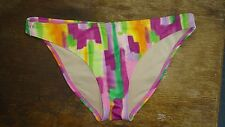 #27 Victoria's Secret Swimsuit Bikini bottom Multi Color medium lightly used