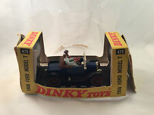 Dinky toys no. 475 Ford Model T 1908 ovp
