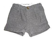 H & M estupendo Pantalón Corto Talla 86 oro gris