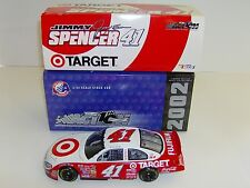 1:24 Action #41 Jimmy Spencer 2002 Target Dodge Intrepid R/T Nascar Diecast