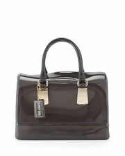 BNWT Authentic FURLA Medium Candy Satchel Bag
