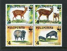 Philippines 2479B, MNH. World Wide Fund for Nature (WWF)