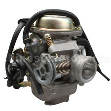 24mm GY6 150 CC SCOOTER Moped Carburetor ATV Gokart Roketa Taotao chinese sunl