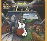 HENDERSON,MIKE - IF YOU THINK IT'S HOT HERE (CD) Sealed