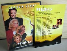 The Mighty (DVD, 1998) Gillian Anderson Sharon Stone