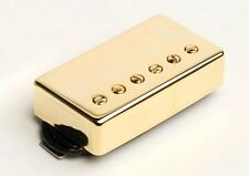 Seymour Duncan SH-2n Jazz Model Alnico 5 Humbucker Neck Pickup, 4 Cond, Gold
