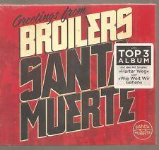 """BROILERS """"Santa Muerte"""" CD Digi sealed"""