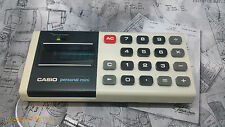 Casio Personal-mini Calculator - White