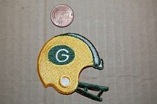 "Green Bay Packers 2 1/4"" Helmet Logo Patch  Football"