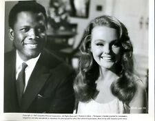 "Sidney Poitier Katharine Houghton Guess Who's Coming Original 8x10"" Photo #J2651"