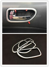 4pcs Inner Side Door Handle Bowl Cover Trim for Nissan X-trail T31 2008-2013