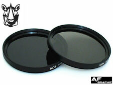 F272u ND4 ND8 Filter Lens 77mm for Canon EOS 5D 6D 7D w/ 24-105mm Lenses