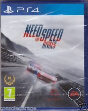 Brand New NEED FOR SPEED NFS RIVALS PS4 Game (BRAND NEW SEALED)