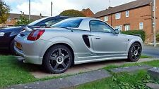 toyota mr2 mk3 roadster trc side skirts new bodykits