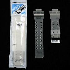 ORIGINAL CASIO G-SHOCK REPLACEMENT BAND STRAP, G8900DGK-7 G-8900DGK-7, CLEAR