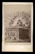 santino fotografico di fine 800-MADONNA DI LORETO