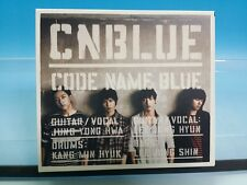 CD+DVD CNBLUE JAPAN Album Code Name Blue First Limited Edition