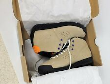 Nike air magma 2.4 men's Ankle Boots Black/Burlywood Size 9.5 NEW