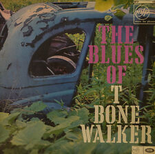 "THE BLUES OF T BONE WALKER  LP 12"" (R857)"