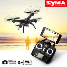 Black X5SW Airplane Explorers-II FPV 2.4Ghz RC Drone Helicopters Wifi Camera HOT