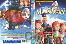 The Adventures of Mark Twain (1986) - Will Vinton   DVD NEW
