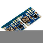 5V Mini USB 1A Lithium Battery 18650 Charging Board Charger Module LED TP405 YG