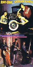 "Stray Cats ""Rant n´rave with the Stray Cats"" 10 Songs! Von 1983! Nagelneue CD!"