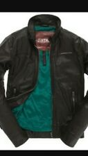 Superdry pour homme Muirs leather jacket xl