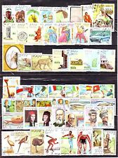 Sahara(Africa)-50 Diff. Used Good Condition Stamps #F102
