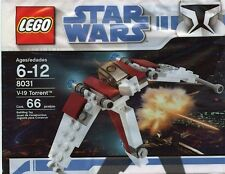 LEGO Star Wars The Clone Wars 8031 V-19 Torrent Jäger Republik