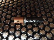 50 x AAA Duracell Alkaline Battery Duralock (1.5V) -FRESH 2026