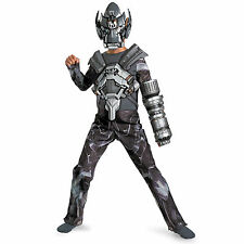 Transformers-Deluxe FERRO nascondere-grande Fancy Dress Up Vestito