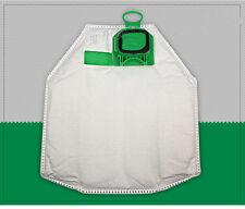 PP 6* Fiber Dust Bag Rubbish Filter f Vorwerk VK140-1 FP140 VK150 Vacuum Cleaner