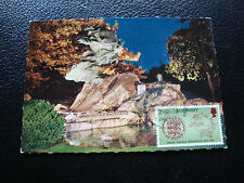 GUERNESEY - carte postale 1974 (monument upu) (cy53) guernsey