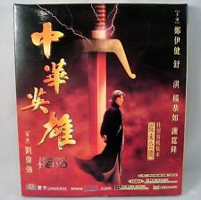 """ A Man Called Hero "" (1999) Hong Kong Drama Action Adventure VCD"