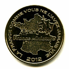 78 ELANCOURT France miniature, Comme vous ne l'avez..., 2012, Monnaie de Paris