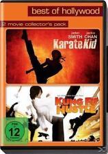 Kung Fu Hustle / Karate Kid (Best of Hollywood 2-DVD`s)  DVD