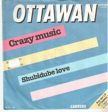 "3484-11  7"" Single: Ottawan - Crazy Music"