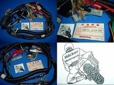 Kabelbaum _ WIRE HARNESS _ NOS _ NH 80 MSD _ LEAD _ 1983 - 1984 _ 32100-GC8-610
