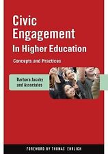 Civic Engagement in Higher Education: Concepts and Practices (Jb - Ank-ExLibrary