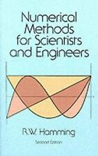 Numerical Methods for Scientists and Engineers Dover Books on Mathematics