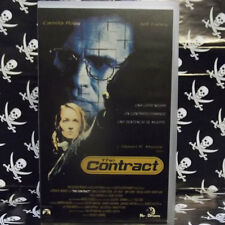 THE CONTRACT (Steven R. Monroe) VHS . Camilla Overbye Roos, Jeff Fahey, Andrew K