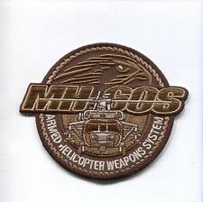 SIKORSKY MH-60S KNIGHTHAWK US Navy Helicopter Squadron Jacket Desert Patch