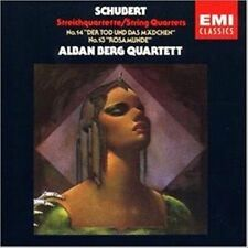 Schubert: String Quartets No. 13 'Rosamunde', &  No. 14 'Death and the Maiden' ~